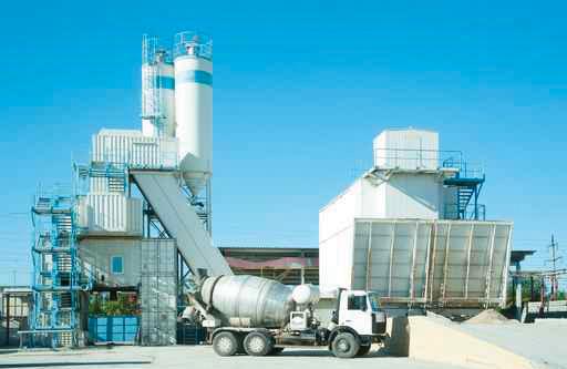 Pumps for cement plants application
