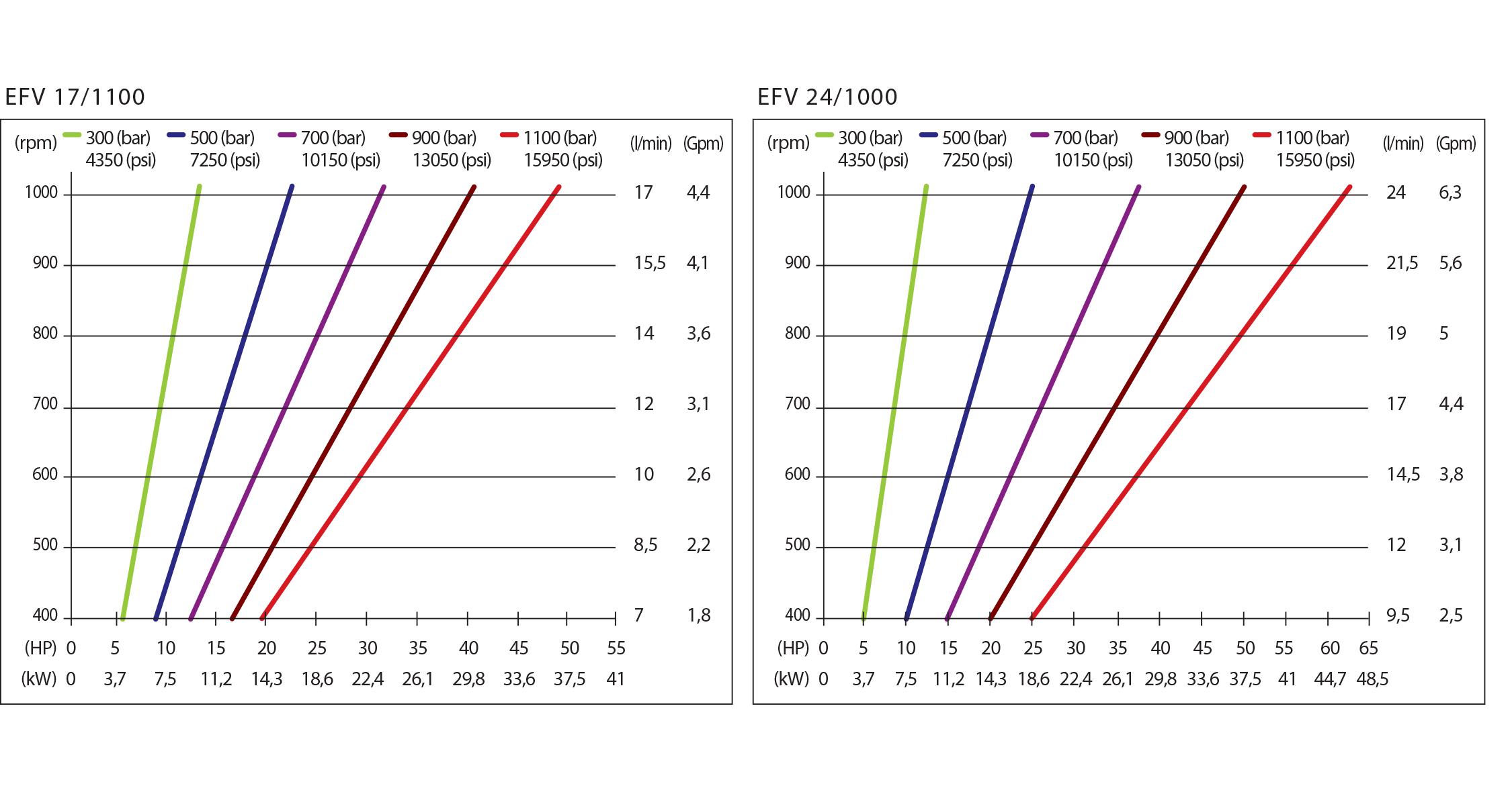 chart efv hpp