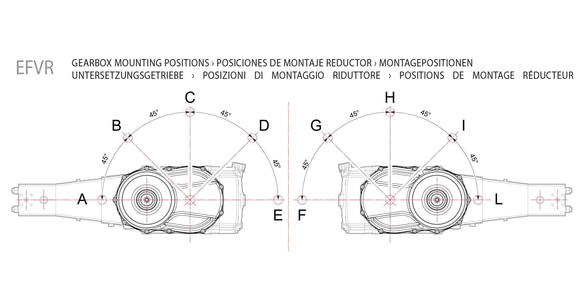 gearbox efvr hpp