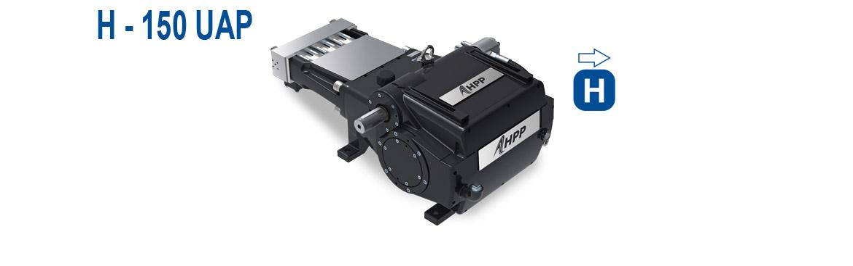 H 150 UAP - H SERIES PUMPS