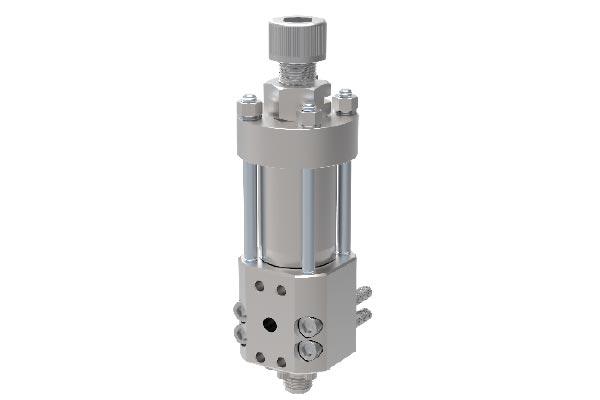 regulating valves h series