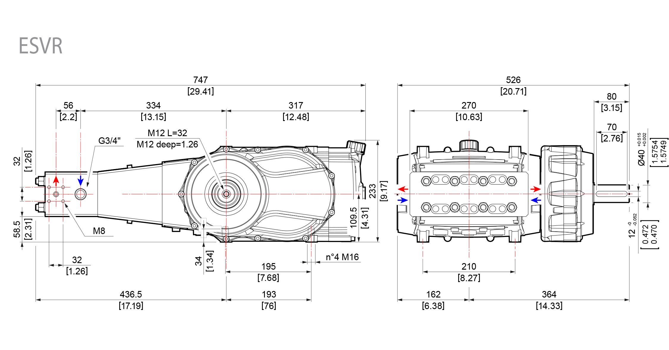 technical feature esvr hpp