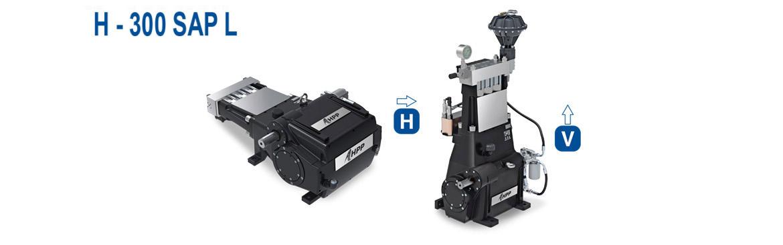 h 300 sap l HPP high pressure pump